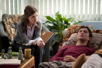 Anna Kendrick insieme a Joseph Gordon-Levitt nel film 50/50