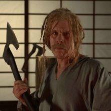 Ron Perlman è Nicola nel film Bunraku