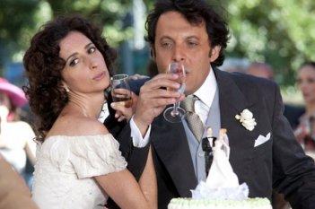 Enrico Brignano in Ex: Amici come prima con Teresa Mannino