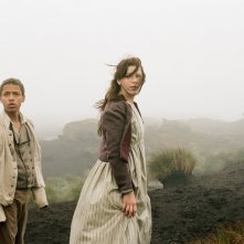 Solomon Glave e Shannon Beer in Wuthering Heights