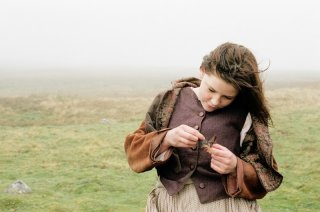Una bella immagine di Shannon Beer in Wuthering Heights