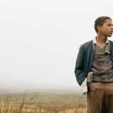 Una bella immagine di Solomon Glave, giovane Heathcliff in Wuthering Heights