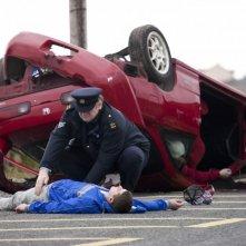 Brendan Gleeson nella scena iniziale di Un poliziotto da happy hour