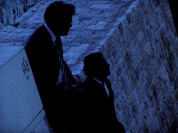 Falene: una suggestiva scena del film