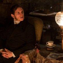 Jamie Bell in una scena di Jane Eyre