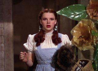Judy Garland interpreta Dorothy Gale nel film Il mago di Oz