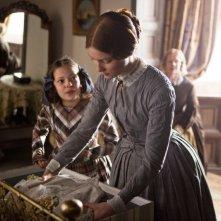 La bella Mia Wasikowska protagonista di Jane Eyre