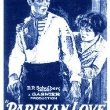 La locandina di Amore parigino