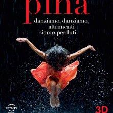 Pina 3D: La locandina italiana del film