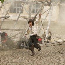 Logan Lerman ne I tre moschettieri in 3D è D'Artagnan