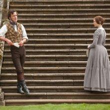 Michael Fassbender e Mia Wasikowska protagonisti di Jane Eyre