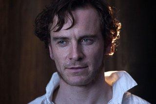 Michael Fassbender in una scena di Jane Eyre