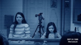 Paranormal Activity 3: la prima foto di scena del film