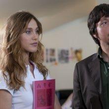 Ricky Memphis e Gabriella Pession in una scena di Ex: Amici come prima!