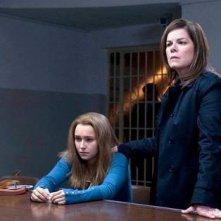 Amanda Knox: Murder on Trial in Italy - Marcia Gay Harden con Hayden Panettiere