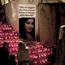 Amanda Knox: Murder on Trial in Italy - una drammatica sequenza del film