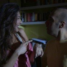 Cara, ti amo...: Alessandro Procoli con Virginia Raffaele in una scena del film