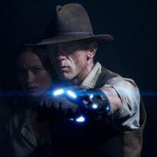Cowboys & Aliens: Daniel Craig contro gli alieni nei panni di Jake Lonergan