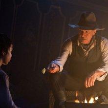 Cowboys & Aliens: Harrison Ford mostra tutta l'umanità del suo personaggio