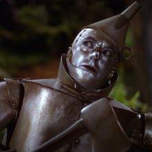 Jack Haley in una scena de Il mago di Oz