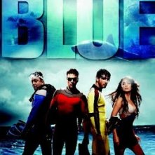 La locandina di Blue