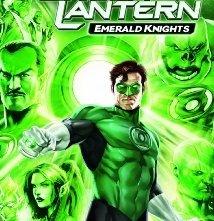 La locandina di Lanterna Verde - I Cavalieri di Smeraldo