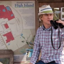 Owen Wilson in una scena di The Big Year