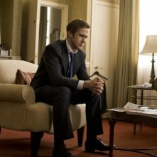 Ryan Gosling in una scena di The Ides of March