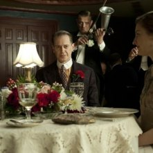 Steve Buscemi e Kelly Macdonald nell'episodio Ourselves Alone di Boardwalk Empire