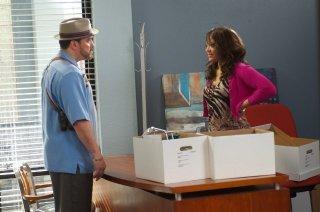 David Zayas e Lauren Vélez in Those Kinds of Things, première della sesta stagione di Dexter