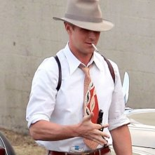 Il cipiglio di Ryan Gosling in The Gangster Squad