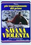 La locandina di Savana violenta