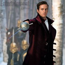 Armie Hammer in The Brothers Grimm: Snow White