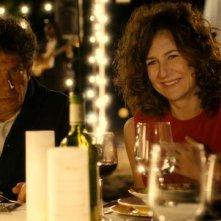 Bienvenue à bord, Valerie Lemercier con Lionnel Astier