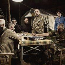Il cast del film Missione di pace