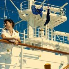 Luisa Ranieri in Bienvenue à bord con Gérard Darmon