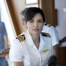 Luisa Ranieri in Bienvenue à bord, una commedia francese del 2011