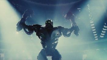 Real Steel: uno dei robot combattenti del film