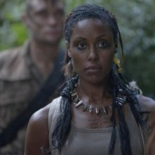 Terra Nova: Christine Adams nell'episodio What Remains