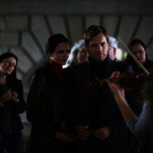 Ewan McGregor ed Eva Green in Perfect Sense: una scena del film