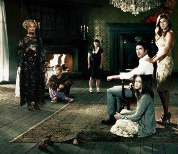 Il cast al completo di American Horror Story