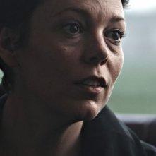 Olivia Colman in Tyrannosaur di Paddy Considine: un primo piano dell'attrice