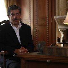 Pierfrancesco Favino, protagonista della fiction Rai Il Generale Della Rovere