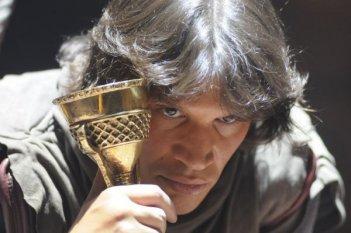 Sergio Peris-Mencheta è Capitan Trueno