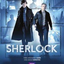 Sherlock: un primo poster della stagione 2 della serie BBC