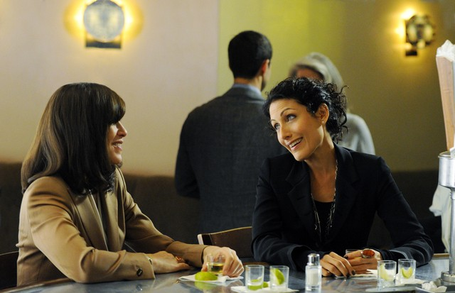 The Good Wife Julianna Margulies E Lisa Edelstein Nell Episodio Colin Sweeney Agonistes 217344