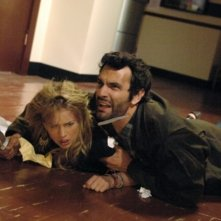 The Secret Circle: Britt Robertson e Dave Baez nell'episodio Loner