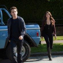 The Secret Circle: Shelley Hennig e Thomas Dekker nell'episodio Slither