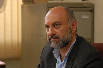 Babak Karimi in una scena del film Una separazione di Asghar Farhadi