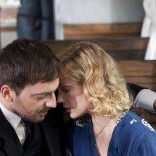 Cesare Cremonini e Micaela Ramazzotti in una scena de Il cuore grande delle ragazze